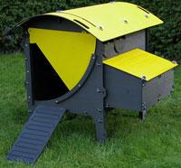 Eco-chicken-house