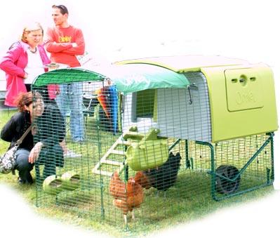 Omlet Chicken Houses