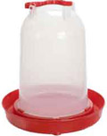 12 litre water container