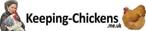 Keeping Chickens Website Logo